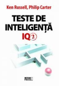 Teste de inteligenta IQ 2 -  Ken Russell , Philip Carter