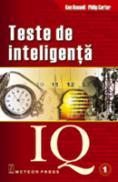 Teste de inteligenta IQ - volumul I -  Ken Russell , Philip Carter