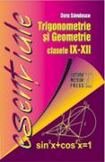 Trigonometrie si Geometrie - clasele IX-XII - Doru Savulescu