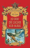 20 000 de leghe sub mari  - Jules Verne