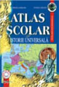 Atlas scolar de istorie universala - Ovidiu Ionita , Balan Angela