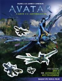 Avatar. Carte cu abtibilduri reutilizabile - ***