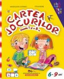 Cartea jocurilor clasele I si a II-a - Cantranji Magdalena , Bors Otilia