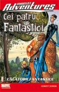 Cei patru fantastici - Calatorii fantastice  - Jeff Parker
