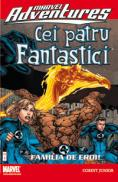 Cei patru fantastici - Familia de eroi  - Jeff Parker, Akira Yoshida