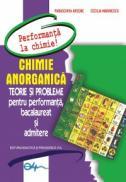 Chimie Anorganica-teorie si probleme pentru BACALAUREAT si ADMITERE - Paraschiva Arsene , Cecilia Marinescu