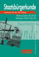 Cultura civica (lb. germana) - cls. a VIII-a  - Maria Liana Lacatus, Mihaela Penu Puscas