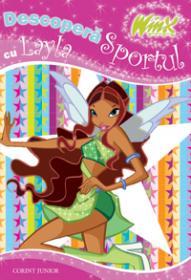 Descopera sportul cu Layla  - Gabriella Santini