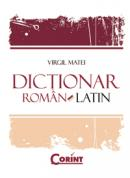 Dictionar roman-latin  - Virgil Matei