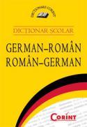 Dictionar scolar german-roman, roman-german  -