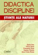 Didactica disciplinei stiinte ale naturii  - Sanda Fatu, Felicia Stroe, Constantin Stroe