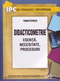 Didacticometrie - Patrauta Teodor