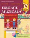 Educatie Muzicala cls. a-IV-a - Anca Toader , Valentin Moraru