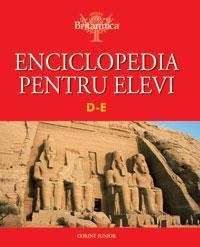 Enciclopedia pentru elevi - D-E  - Britannica