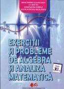 Exercitii si probleme de algebra si analiza matematica cls. a XI-a - Maftei I. V. , Chirila Constantin , Nicolescu Catalin Petru , Haivas (coordonator) Mihai