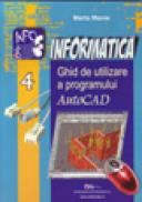 Ghid de utilizare a progarmului AutoCAD - Marta Iftenie