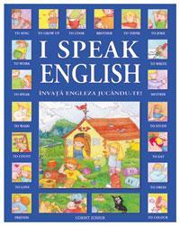 I speak English. Invata engleza jucandu-te!  - Donatella Bergamino