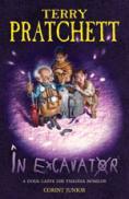 In excavator  - Terry Pratchett