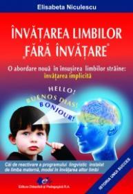 """Invatarea limbilor """"fara invatare"""" - Elisabeta Niculescu"""