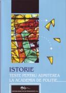 Istorie Teste pentru admiterea la academia de politie - Grecu Maria