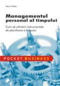 Managementul personal al timpului - Heinz Hutter