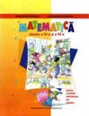 Matematica clasele III-IV pentru activitati individuale ale elevilor - Alexandrina Dumitru , Gheorghe Herescu