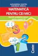 Matematica pentru cei mici  - Alexandrina Dumitru, Gheorghe Herescu