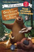 Open season - faceti cunostinta cu personajele!  - Adaptat de Monique Z. Stephens
