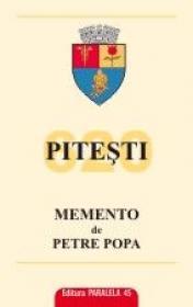PITESTI 620 Memento - POPA, Petre