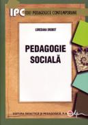 Pedagogie sociala - Dobrot Loredana