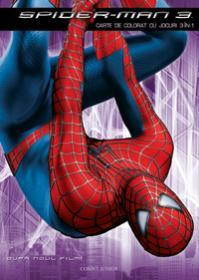 Spider-man 3: carte de colorat cu jocuri 3 in 1  -