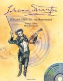 Strauss - un album muzical (cu cd muzical)  - Ernst A. Ekker, Doris Eisenbruger
