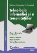 Tehnologia informatiei si comunicatiilor - a IX-a  - Mioara Gheorghe (coord.)