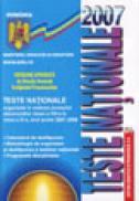 Teste Nationale 2007 -