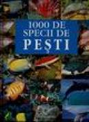 1000 De Specii De Pesti -