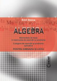 Algebra  - Emil Stoica
