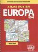 Atalas rutier europa -