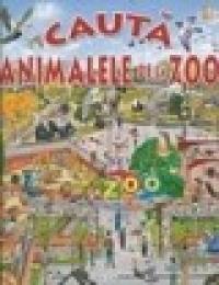 Cauta animalele de la zoo - Pere Rovira