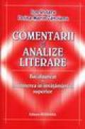 Comentarii si analize literare. Bacalaureat si admiterea in invatamantul superior - Ion Rotaru Doina Marin Zavoianu