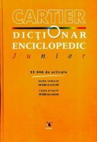 Dictionar Enciclopedic Junior - Doina Cobet, Eugenia Dima, Gabriela E. Dima, Florin Faifer, Gabriela Haja, Laura Manea, Rodica Radu