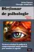 Dictionar de psihologie vol. I litera A - Stefan Popescu