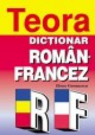 Dictionar roman-francez - Elena Gorunescu
