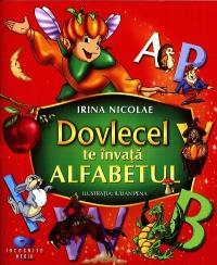 Dovlecel te invata alfabetul - Irina Nicolae