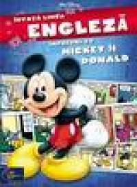 Invata limba engleza impreuna cu Mickey si Donald - Disney