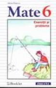 Mate 6 - exercitii si probleme - Adrian Popescu