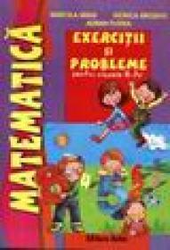 Matematica, exercitii si probleme pentru clasele II-IV - Marcela Sarbu, Monica Grozavu, Adrian Florea