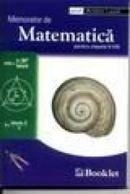 Memorator de matematica pentru clasele V-VIII - Andrei Lazar
