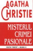 Misterul crimei pasionale - Agatha Christie