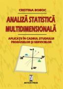 Analiza statistica multidimensionala Aplicatii in cadrul studiului produselor si serviciilor - Cristina Boboc