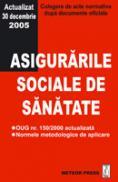 Asigurarile sociale de sanatate 2006 - Culegere de acte normative